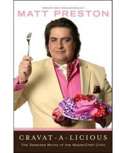Cravat-A-Licious  by Matt Preston