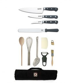 11 Piece Chef Starter Kit- Club Chef Classic Forged Apprentice