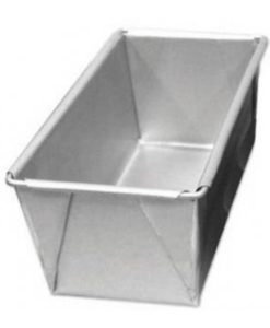 Loaf pan Uncoated 268x134mm