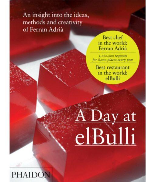 A Day at El Bulli (Paperback) by Ferran Adria