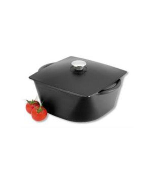 Le Chasseur La Carronde Cocotte Casserole dish - 21cm/3L  Black