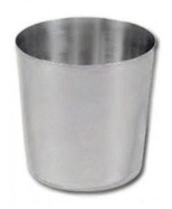 Dariole Mould Stainless Steel  55x65mm 100ml