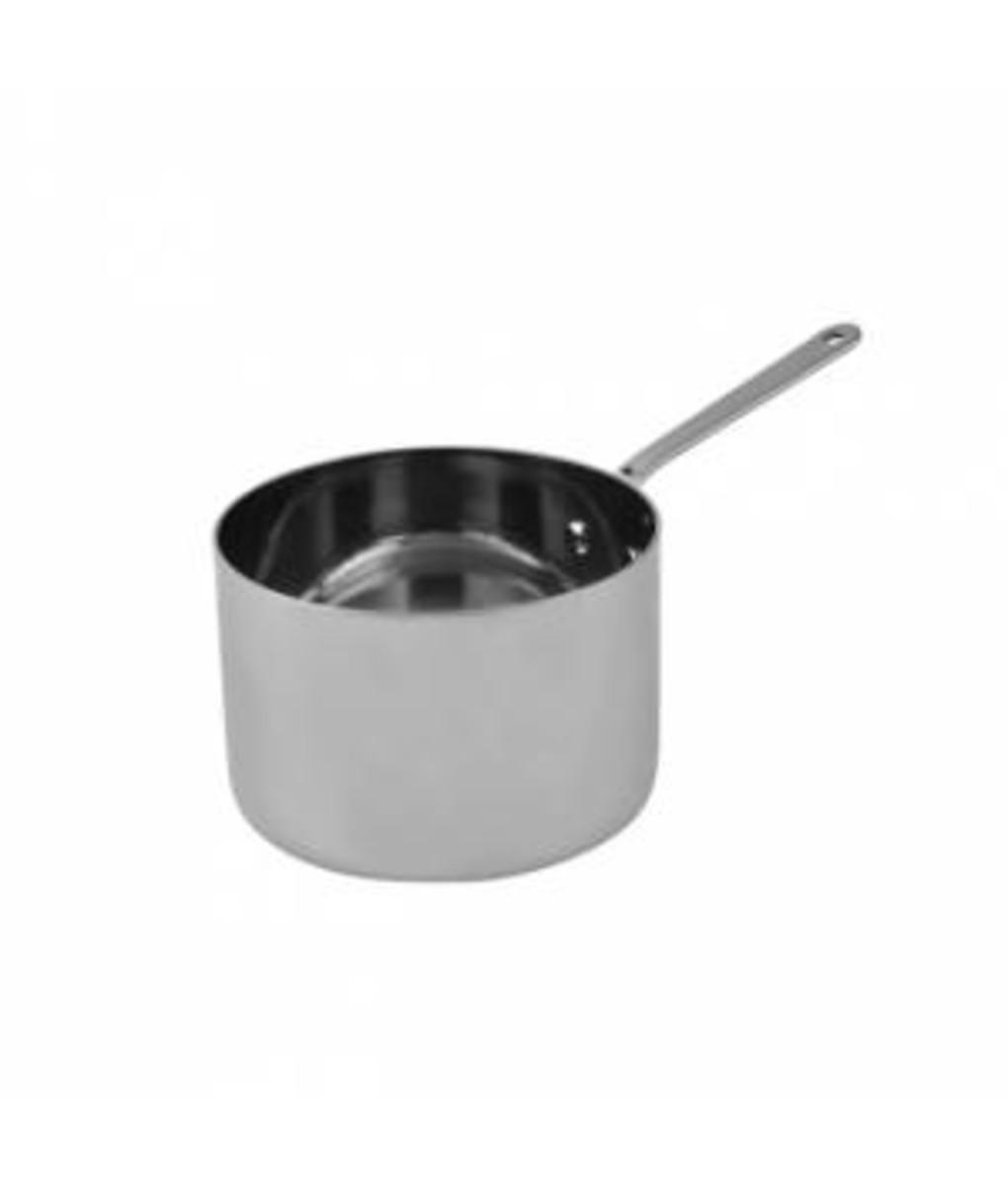 Mini Saucepan - Round Stainless Steel 90x60mm by Soho