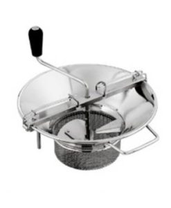 Mouli Stainless Steel 37cm 7.5L With 3mm Blade by Matfer Bourgeat