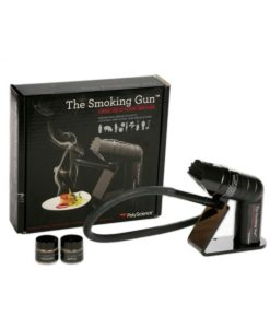 The Smoking Gun - Handheld food smoker by PolyScience