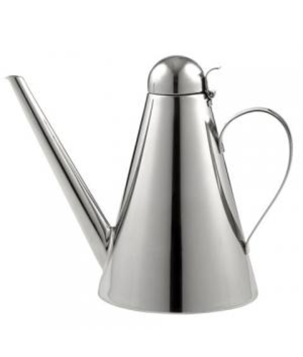 Oil Can - Napoli by Davis & Waddell - Stainless Steel 500ml