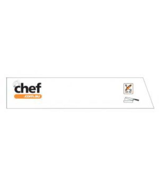 Knife Guard -  24 x 3cm Slicing Knife size by Club Chef