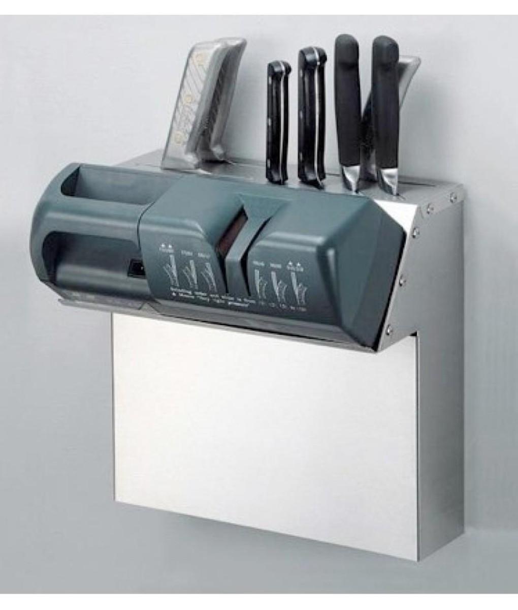 sharpener shelf for nirey sharpeners. Black Bedroom Furniture Sets. Home Design Ideas