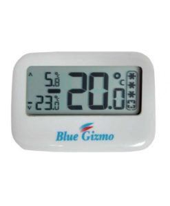 Digital Freezer-Fridge-Thermometer by Blue Gizmo