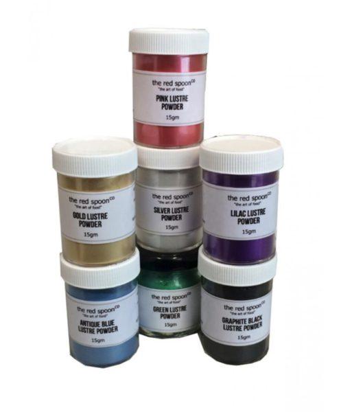 Food Lustre Powder- 15gm Jar