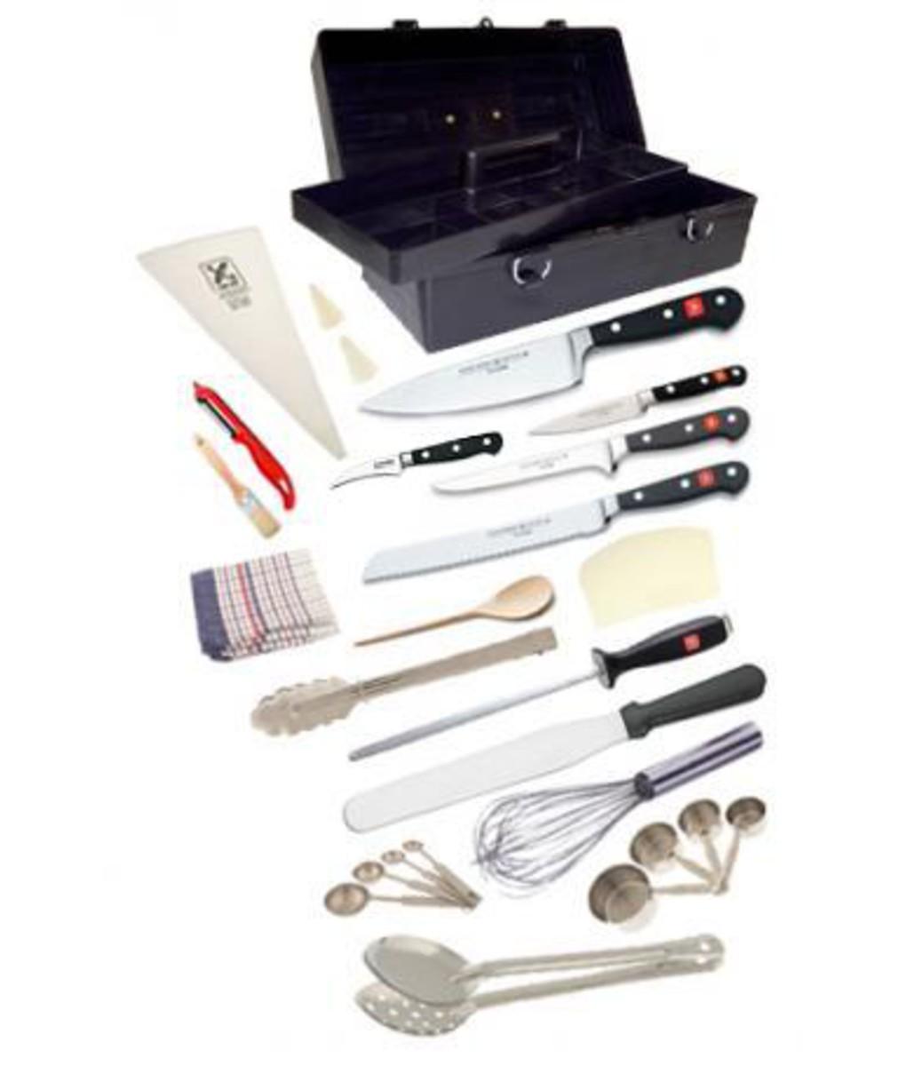 wusthof trident knife kit. Black Bedroom Furniture Sets. Home Design Ideas
