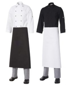 Medium Apron with Pocket Heavyweight Cotton