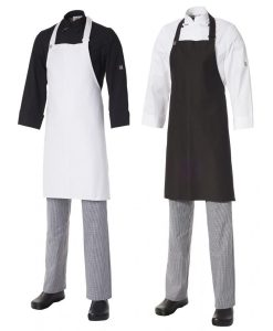 Bib Apron Heavyweight Cotton