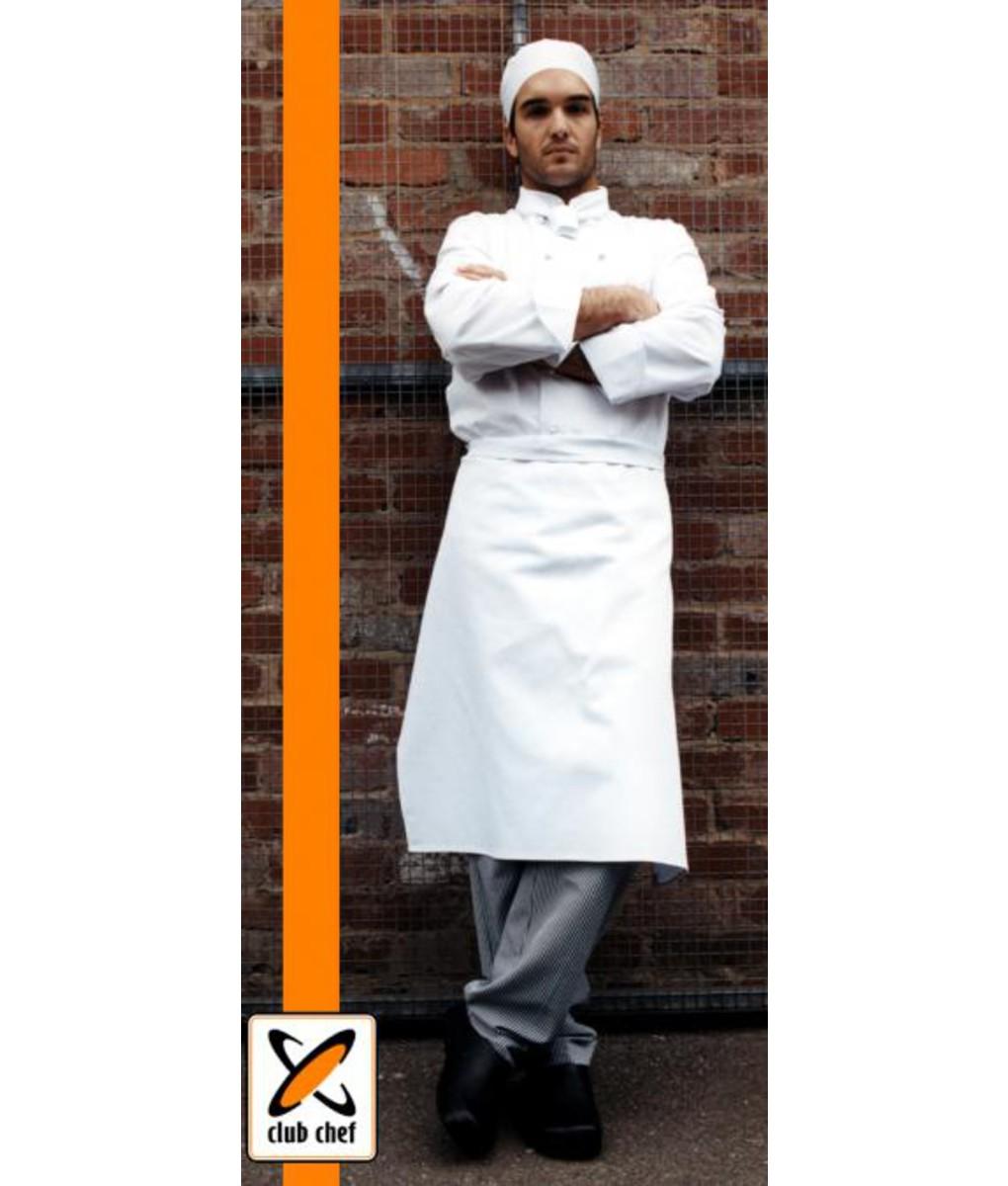 Club Chef Student Uniform Set
