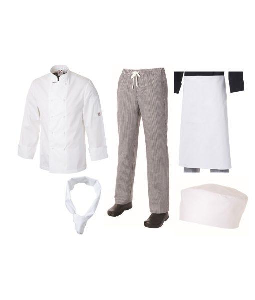 Student Uniform Kit by Club Chef Chef Uniforms