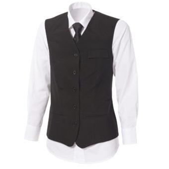 Men's Longline Vest by Barbara Chalmers Designs