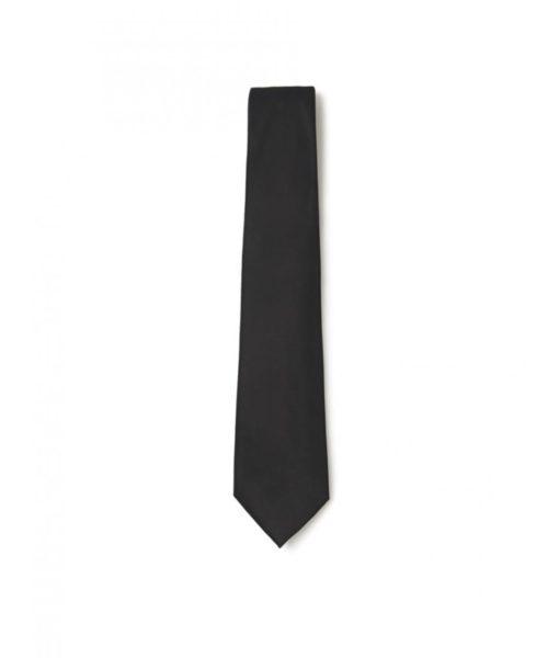 Neck Tie - Plain Black