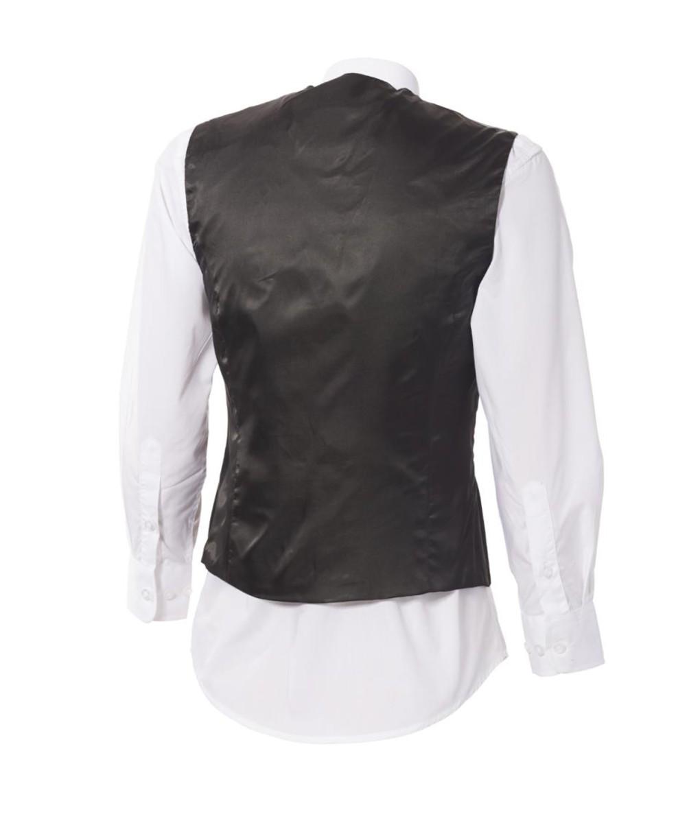 Ladies Executive Vest with Satin Back Barware, Wine & FOH 2