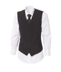 Ladies Executive Vest with Satin Back