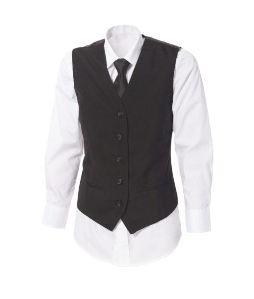 Ladies Executive Vest with Satin Back