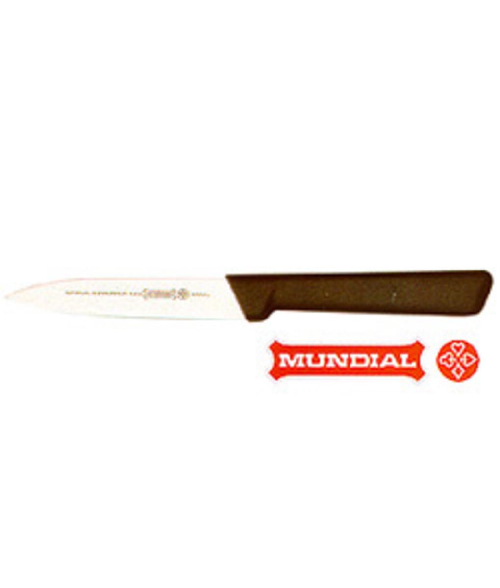 Mundial Paring Knife Lwt 10cm