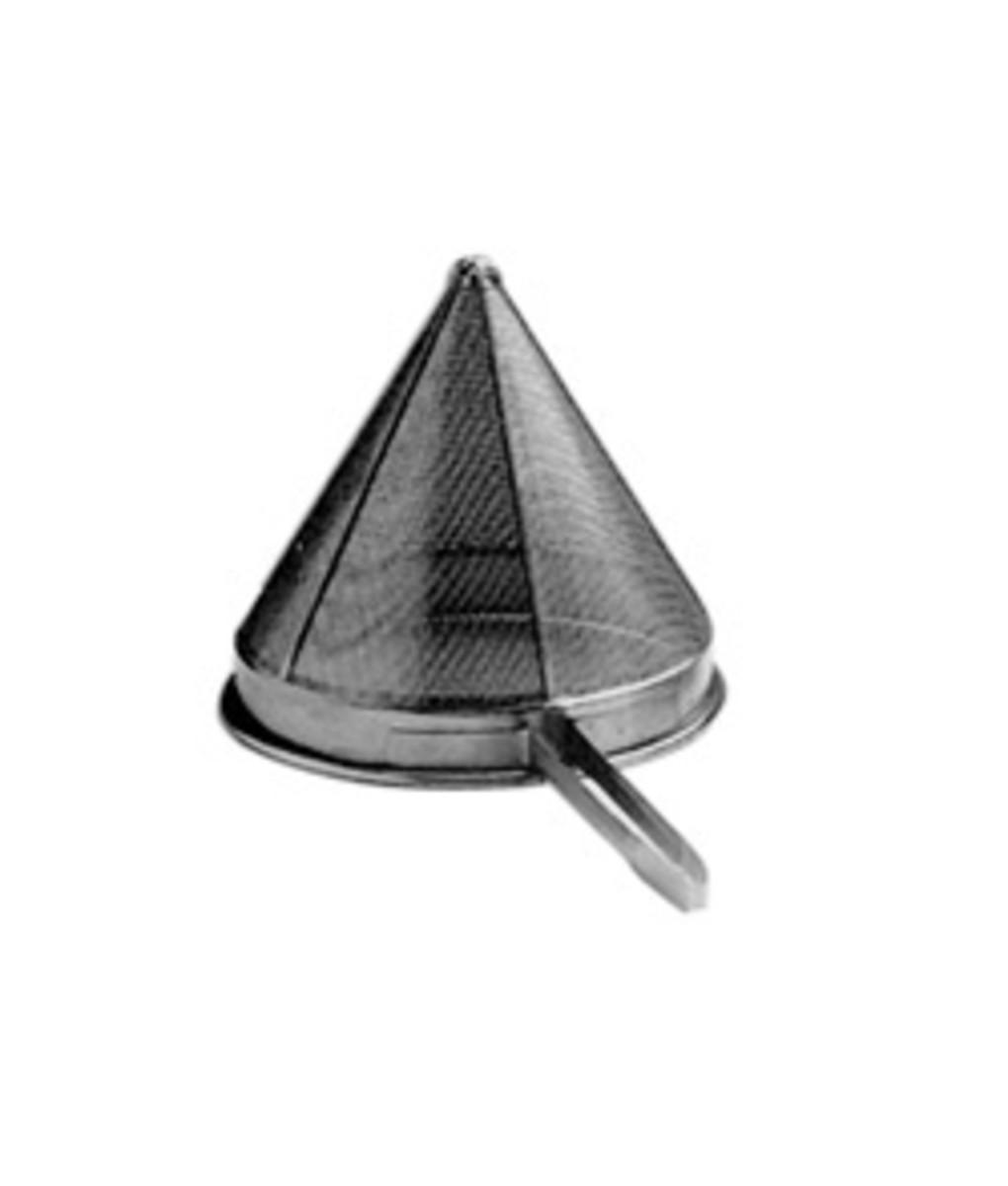 Conical Strainer Coarse Mesh 20cm