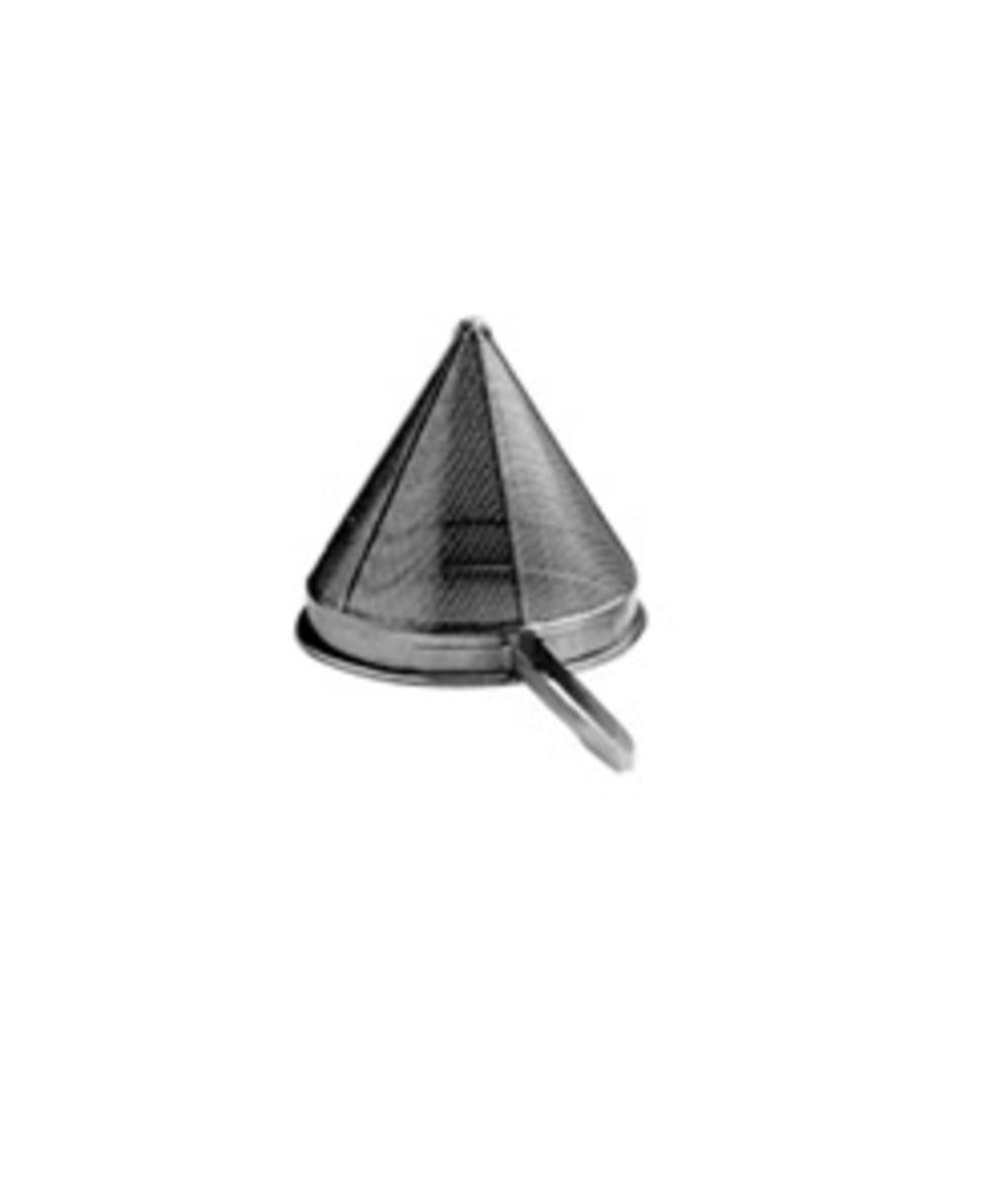 Conical Strainer Fine Mesh 18cm