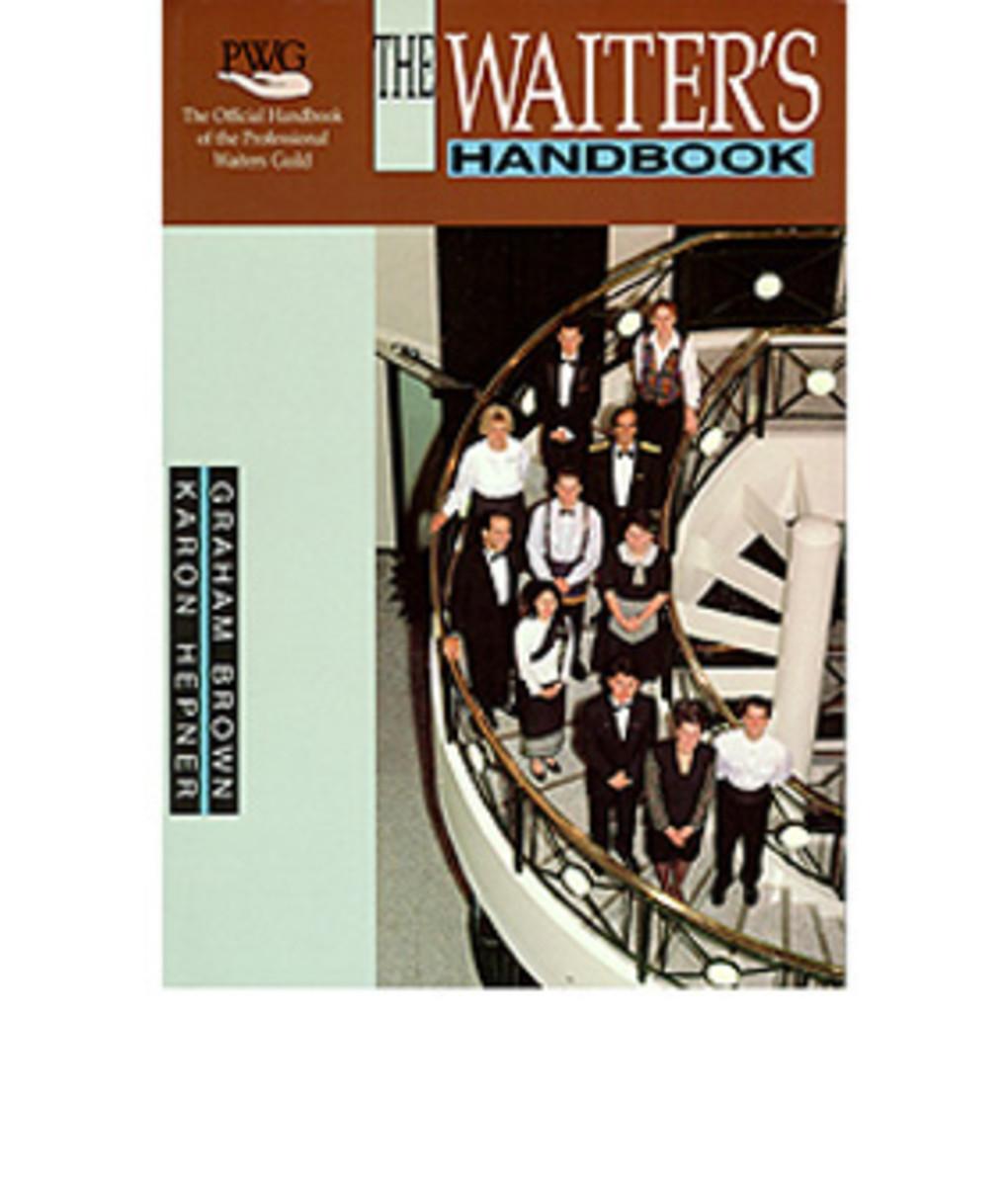 The Waiter's Handbook 3rd Edition