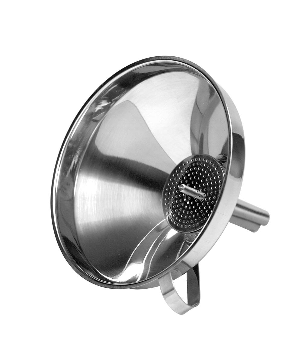 Funnel & Strainer 14.5cm Stainless Steel Funnels