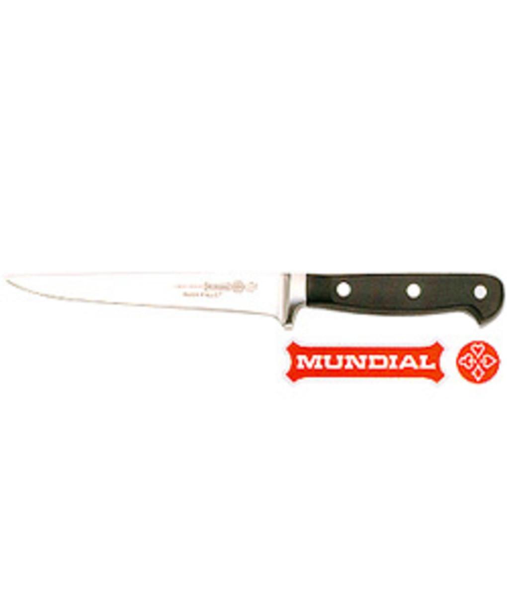 Mundial Boning Knife Stiff 15cm