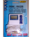 Fridge/Freezer Waterproof Digital Thermometer
