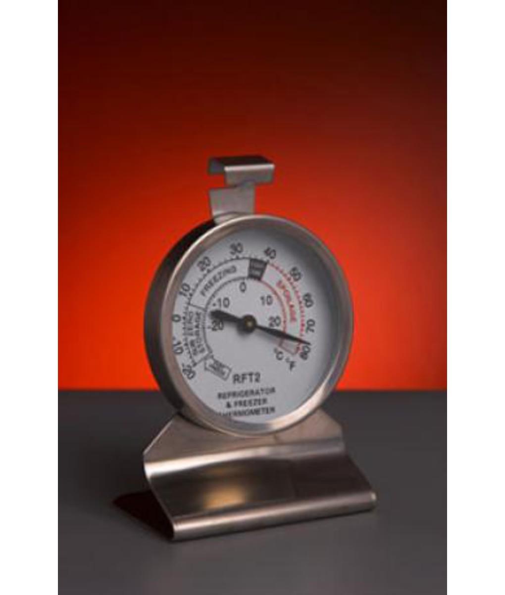 Refrigerator Thermometer -30 Deg.C to 30 Deg.C