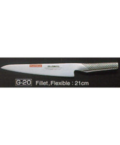 Global Filleting Knife Flexible 21cm