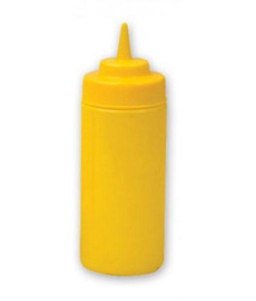 Plastic Squeeze Bottle - 472ml Yellow