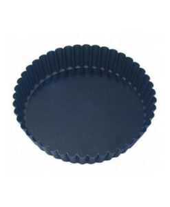 Cake Pan Fluted - Non Stick - Loose Base- 100x30mm