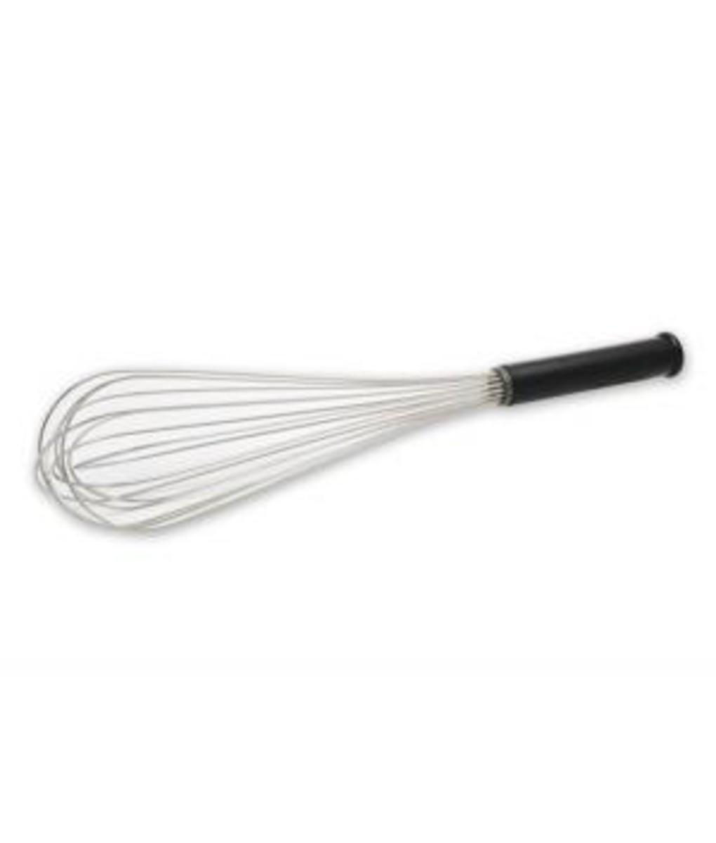 Whisk Black Handle 31cm