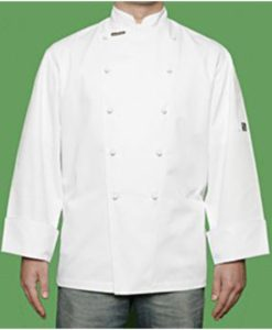 Casino Chef Jacket by Club Chef