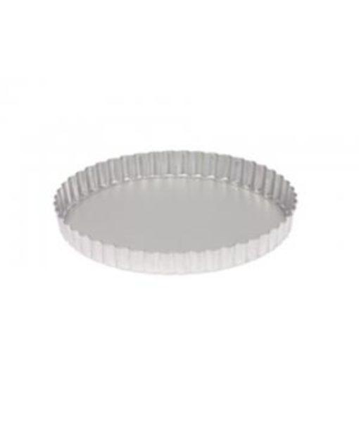 Quiche Tin - Loose Base - 100x20mm