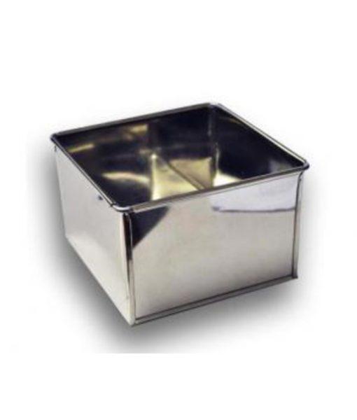 Cake Tin - Square 20x8cm