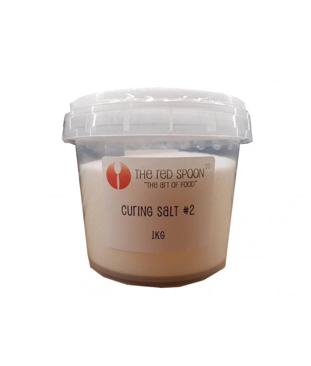 Curing Salt  #2 - Long Curing - 1kg
