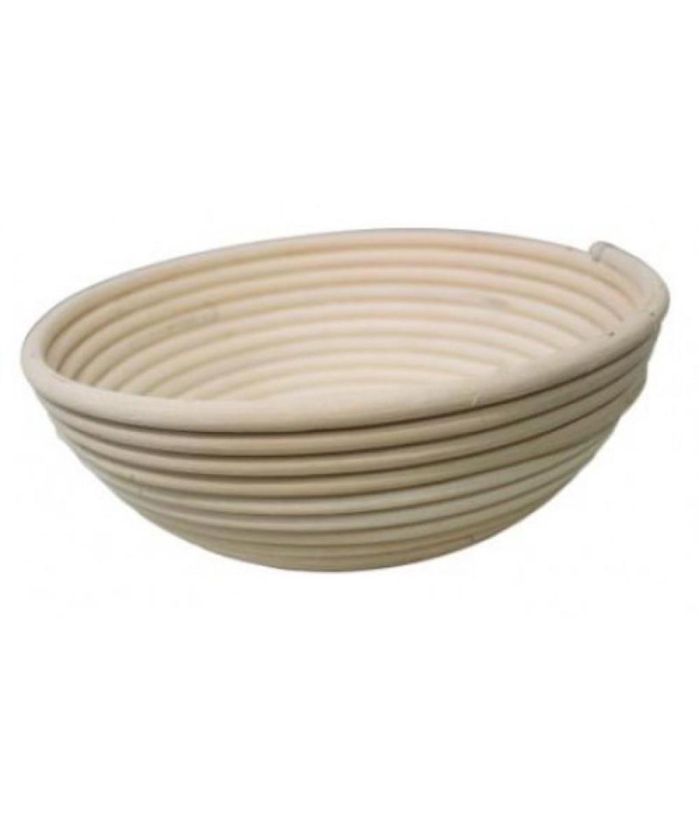 Bread Proofing Basket - 1kg- 22cm - Round - Rattan