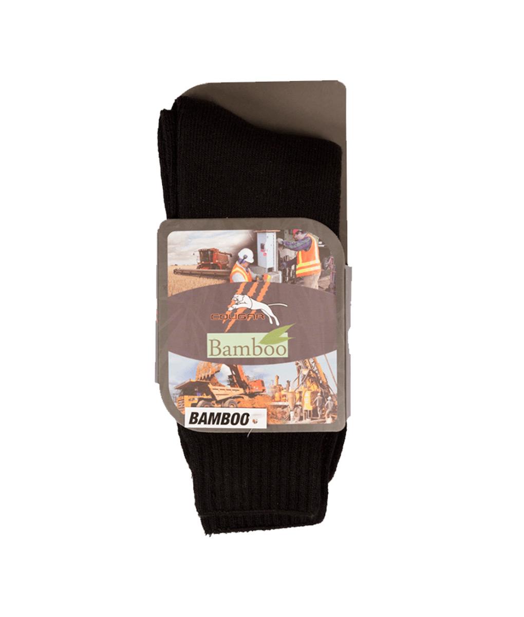Bamboo Socks – Mens by Cougar Chef Uniforms
