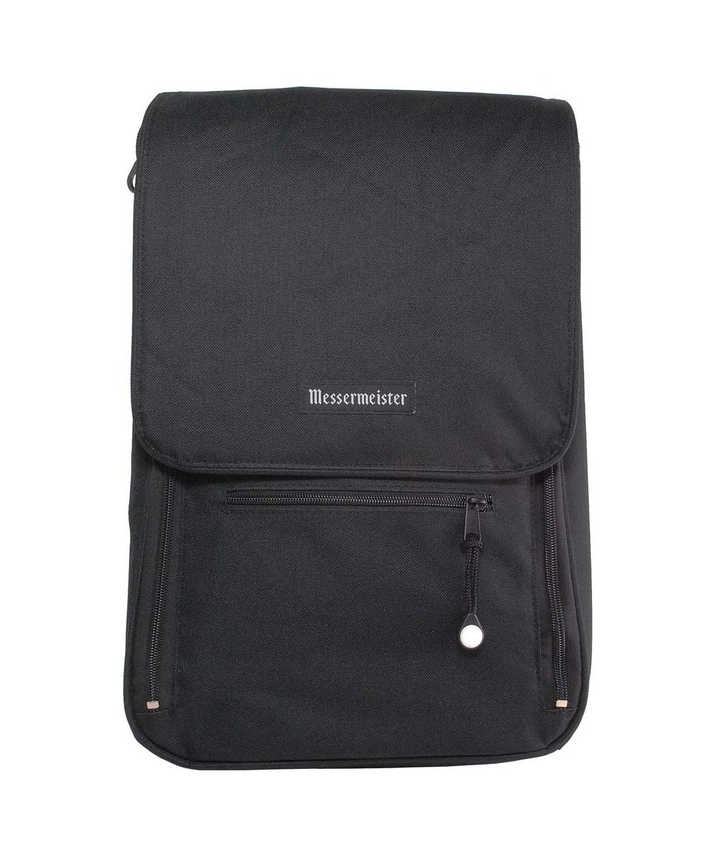 Messermeister 6-Pocket Messenger Knife Bag Cases & Storage