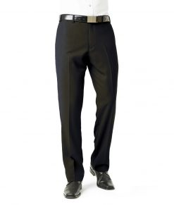 Mens PV Pant – Lee – Black by Triluxe Chef Uniforms