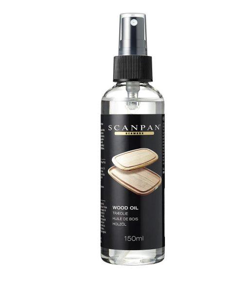 Wood Oil – 150ML by Scanpan Cutting Boards