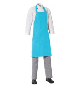 MasterChef Bib Apron with Side Pocket by Club Chef Aprons