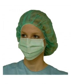 Surgical Face Mask – Australian Made – Disposable – Box of 50 Masks