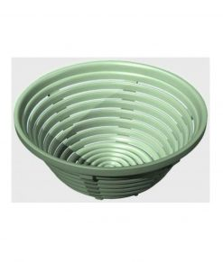 Bread Proofing Basket – 1kg – 23cm – Round Plastic Bakeware