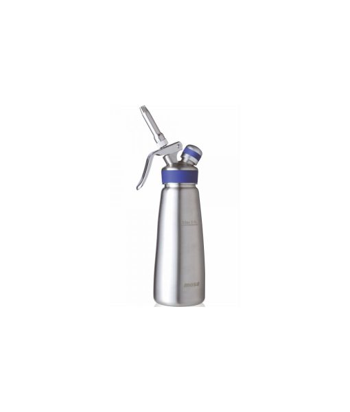 MOSA PROFESSIONAL STAINLESS STEEL CREAM WHIPPER 0.5L Soda/Cream Siphons